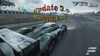 Project Cars Update 3.0