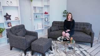 Обзор дивана и кресла Прага, производства Савлуков-Мебель (г. Витебск, Беларусь)