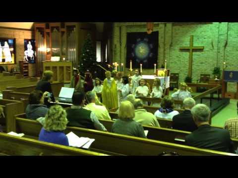 Children's Church Program, Christmas 2010 (shorter)