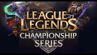 League Of Legends LCS Best Moments - Gravity vs Team Impulse Game 2 - 2015 NA LCS Spring