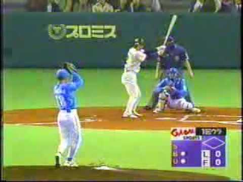 松坂大輔、衝撃のプロデビュー戦(最速155km)