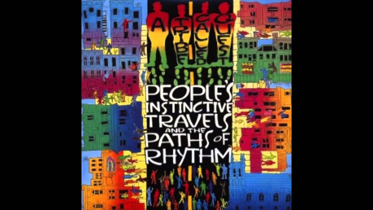 A Tribe Called Quest Push It Along Youtube