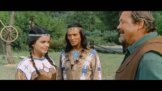 Half Breed. Winnetou and Old Shatterhand. ENGLISH Audio. HD a film by Karl May