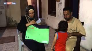 عائلة عرفات بين معاناة المرض وقلة الدخل