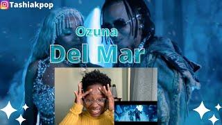 Ozuna x Doja Cąt x Sia '-Del Mar'- REACTION VIDEO