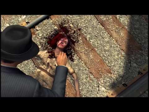 LA Noire    Homicide   5 the studio secretary murder