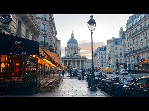 Paris City 2020 - attractions, street scenery, impressions