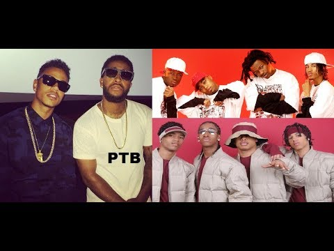 Pretty Ricky Unites B2K & Lil Fizz AIRS Omarion OUT
