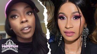 Cardi B slams makeup artist MUA Blacswan | Cardi gets expose...