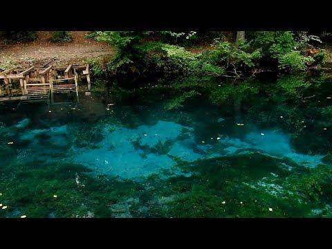 Голубые озера. Татарстан.