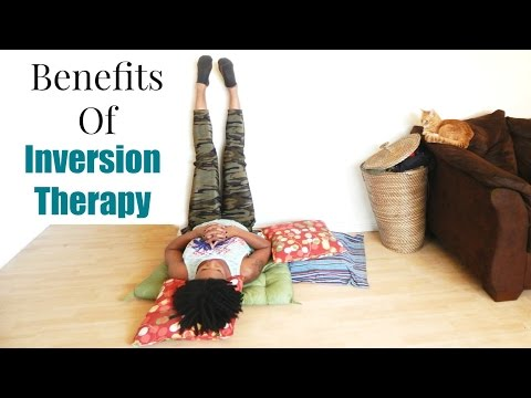 Benefits of Inversion Therapy: Grow Longer Hair, Back Pain, Anti-Aging, Mood Balance & Immunity