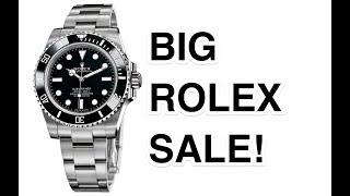 Rolex SALE - clyvewatchwrangler@gmail.com