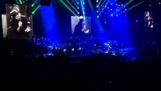 "Johannes Oerding ""Traurig aber wahr"" @ Night of the Proms 2015 -Köln"