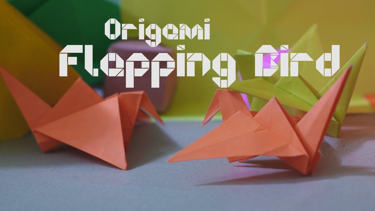 Origami Butterfly easy step by step - DIY Crafts - YouTube | 1080x1920