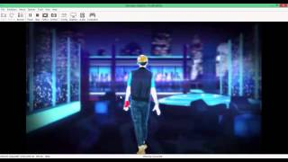 Just Dance 2014 and 2015 , bit of Kiss Kiss gameplay on Dolphin emulator