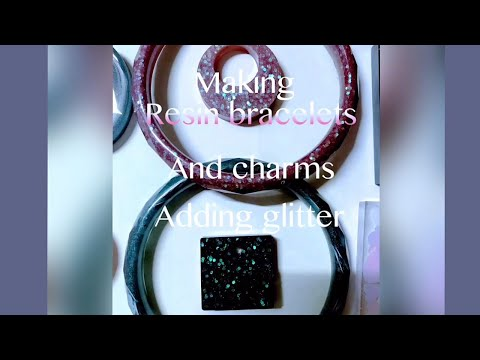 Making Resin Jewelry tutorial