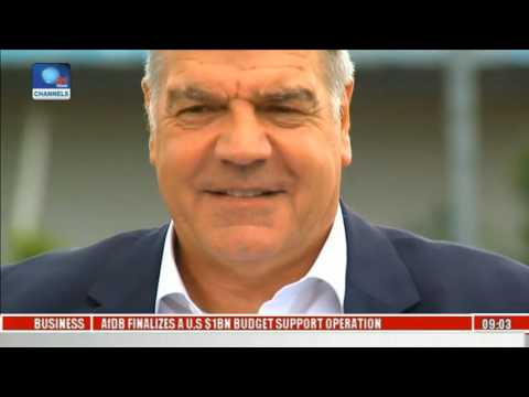 Sports This Morning: Sam Allardyce Quits After 67 Days As England Manager