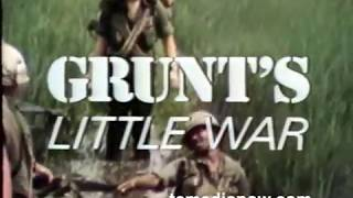 "WCCO-TV Vietnam War Documentary ""Grunts Little War"" 1969"