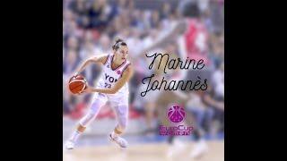 Download lagu Marine Johannès has the ball on a string!! Euroleague 2019-20 Highlights