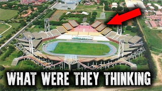 15 Worst Stadiums in Sports History