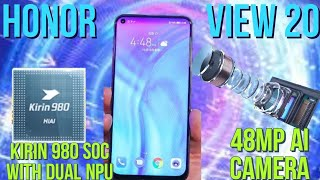 Honor View 20 , 48MP AI camera , honor v20 specs   , honnor new smartphone