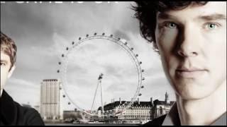 Создала  Шерлока  Холмса в Симс 4