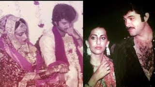 Never Seen Wedding Photos of Anil Kapoor & Sunita Kapoor