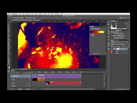 Photoshop CC 2014: Edición y postproducción de video
