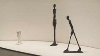 Giacometti y la fragilidad humana en el Guggenheim de Bilbao