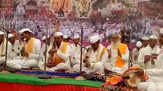 Chandu m.panchal and pandarinath m.aaru vithal nam jap daura saptah