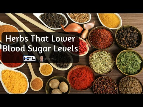 which-herbs-can-lower-your-blood-sugar-levels?---by-dr-sam-robbins