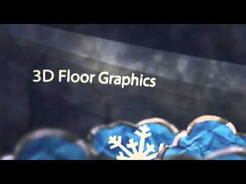 Floor graphics advertising 3d floor graphics flooring for How to create 3d floor graphics
