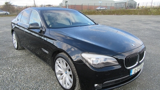 Review & Test Drive: 2012 BMW 730D SE (F01)