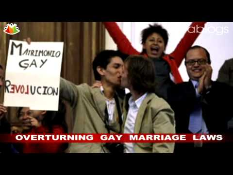 Mexico City may declare gay marriage laws as unconstitutional