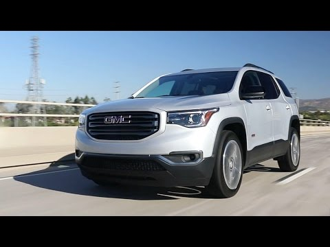 2017 GMC Acadia - Review and Road Test