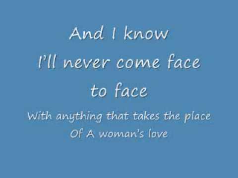 A Woman's Love lyrics