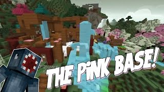 Minecraft - Mission To Mars - The Pink Base! [24]