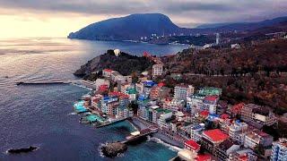 УТЁС самый итальянский городок Крыма Посёлок в Крыму который либо любят либо ненавидят