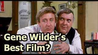 The Producers - A Great Movie Because Of Gene Wilder & Zero Mostel