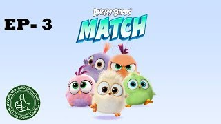 Angry Bird Match | Surprise party invite Liam Bird「Android Gameplay」