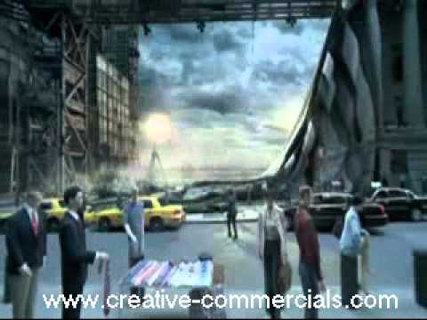 Creative Commercial of Barclays Bank