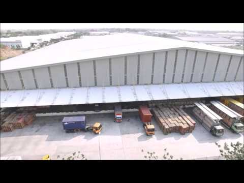 DHL Supply Chain Indonesia -Multi User Facility Warehouse-