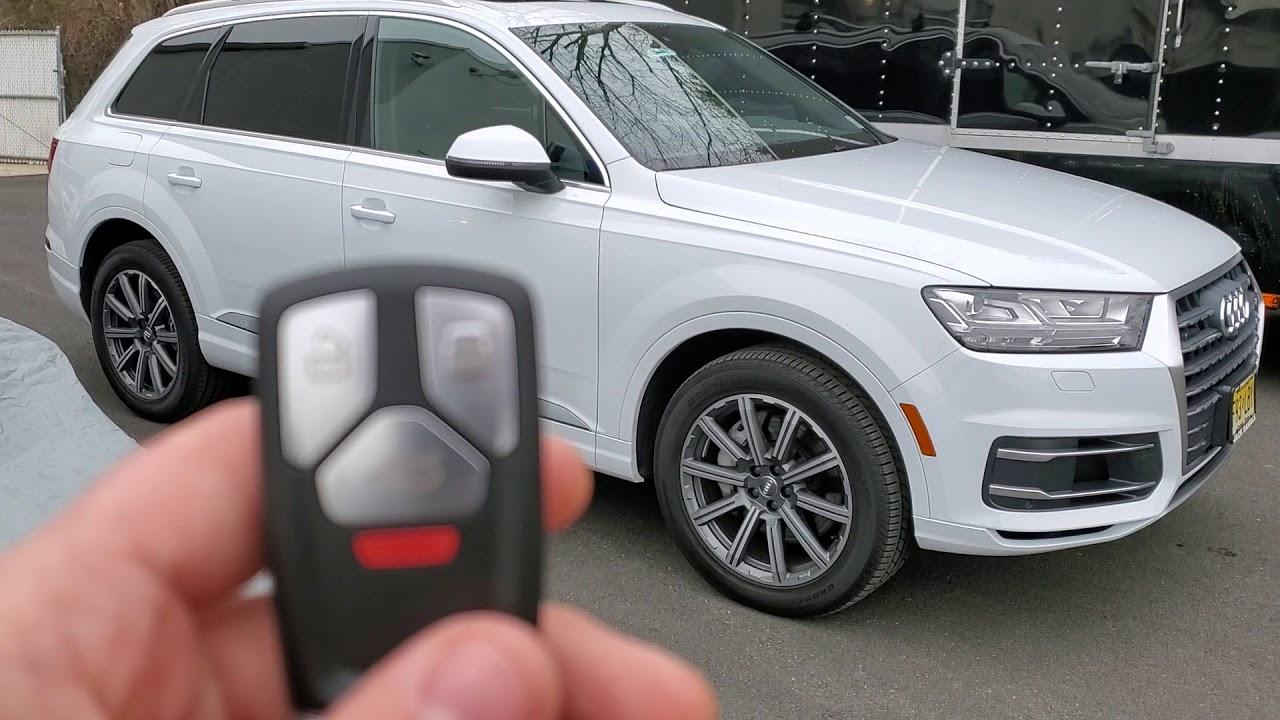 2019 Audi Q7 Remote Start