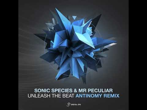 Sonic Species & Mr Peculiar - Unleash The Beat (Antinomy Remix)ᴴᴰ
