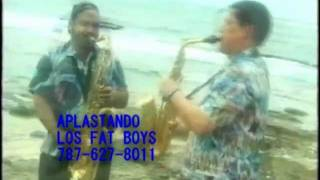 LOS FAT BOYS DEL MERENGUE- APLASTANDO / Eduardo y sus Fatboys