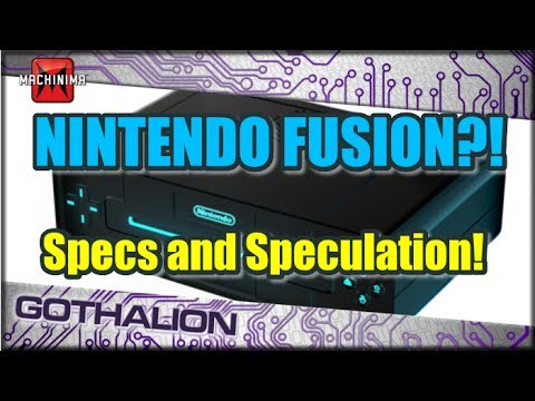 Nintendo Fusion Specs Leaked! Is Nintendo going to put out another console already?