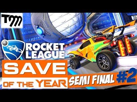Rocket League - SAVE OF THE YEAR 2018 - SEMI FINAL #2 thumbnail