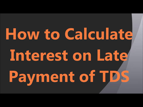 how-to-calculate-interest-on-late-payment-of-tds