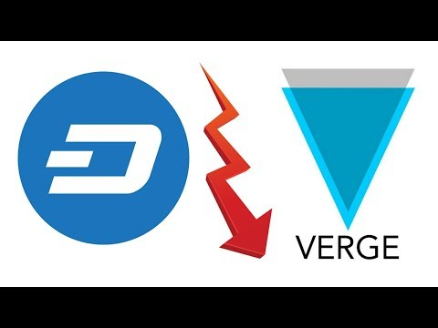 DASH and Verge - Technical Analysis - Price Predictions