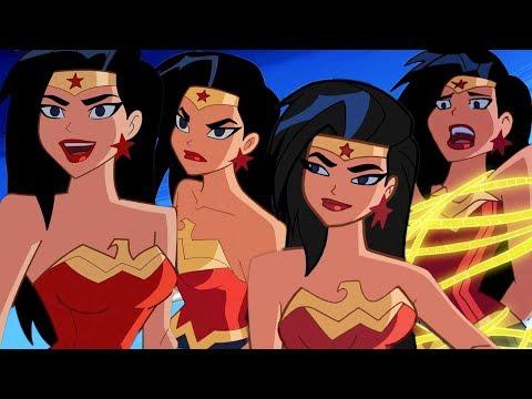 Мультфильм justice league